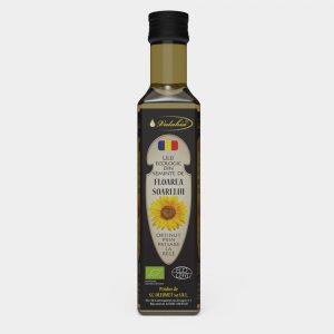 ulei ecologic de floarea soarelui 250 ml