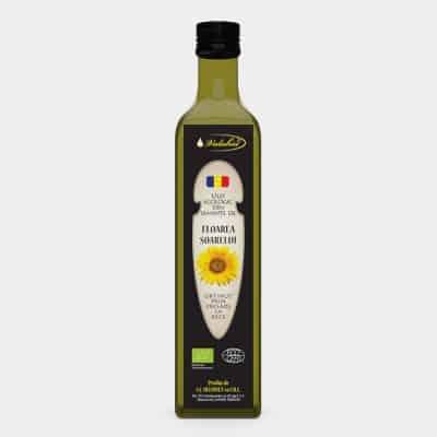 ulei ecologic de floarea soarelui