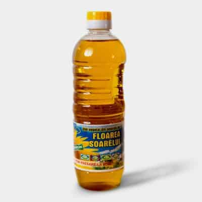 ulei extravirgin de floarea soarelui PET