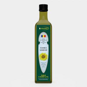 ulei extravirgin de floarea soarelui sticla 500 ml